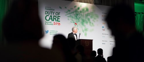 Duty of Care Awards 2018