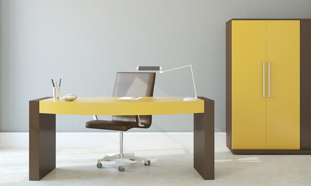Image of office desk