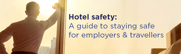 hotel safety banner for web
