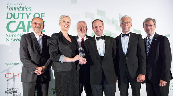 2018 GLOBAL DUTY OF CARE AWARDS NOW OPEN FOR SUBMISSIONS