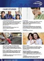 Universities mini case studies