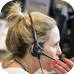 Assistance centre call handler