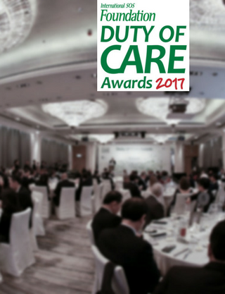 Duty of Care awards 2017